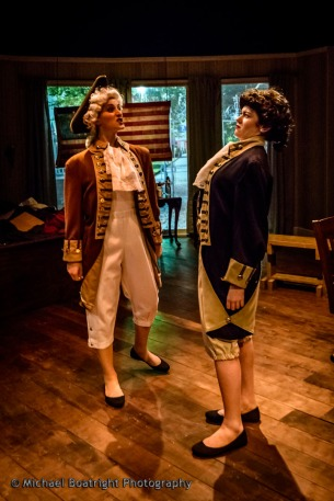 """Lauren Gunderson's """"The Taming"""" Preview by DramaTech Theater"""