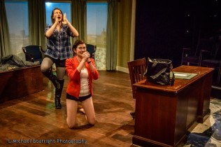 "Lauren Gunderson's ""The Taming"" Preview by DramaTech Theater"