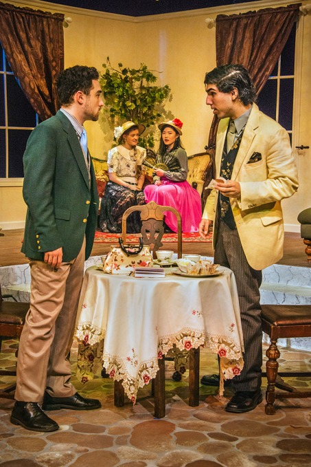 DramaTech - The Importance of Being Earnest - Rehearsal