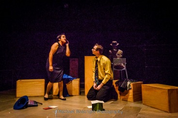 "DramaTech Theater Preview Performance of ""Dead Man's Cellphone"""
